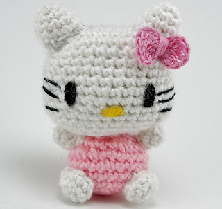 Amigurumi Hello Kitty Patrones Gratis : Amigurumi Comando Craft
