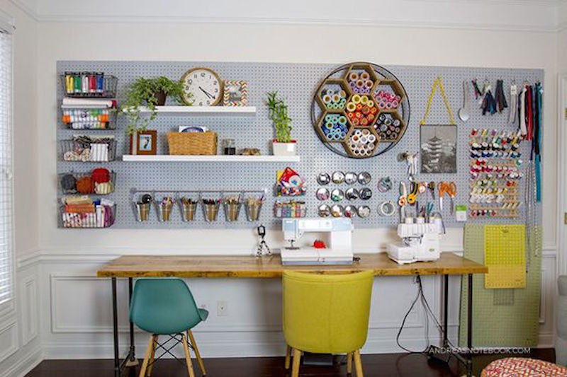 Ideas para organizar tu escritorio o despacho con tableros for Decor y8