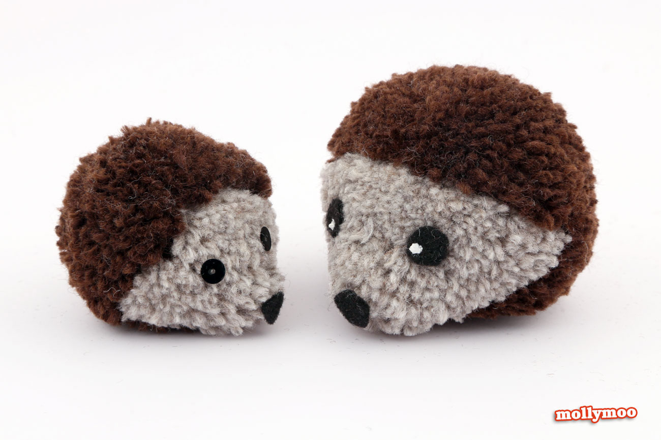 Woodland Hedgehog Amigurumi Crochet Pattern – Mama In A Stitch | 866x1300