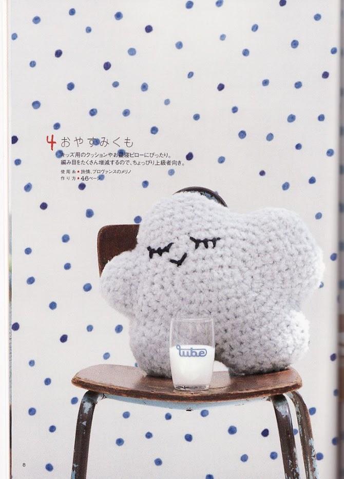 patrones cojines crochet – Comando Craft