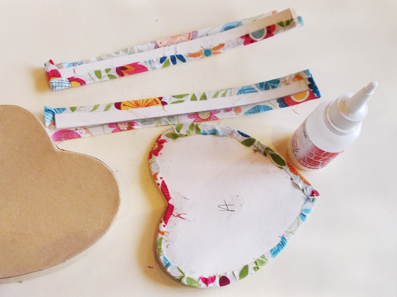 Aprende como forrar una caja con tela paso a paso - Como forrar muebles con tela paso a paso ...