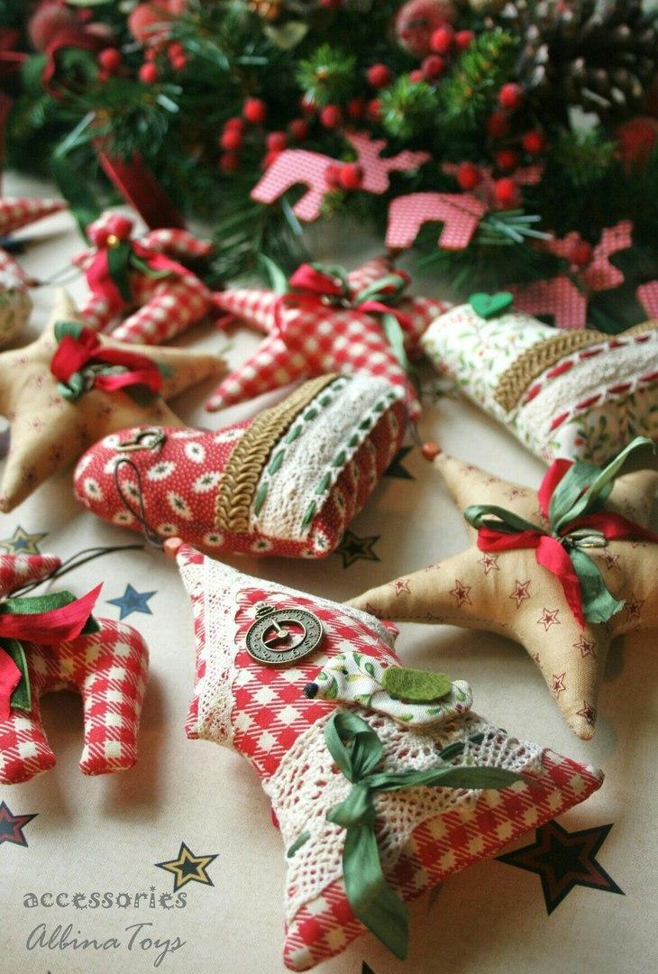 Adornos navide os de tela costura moldes patrones - Adornos navidenos tela ...