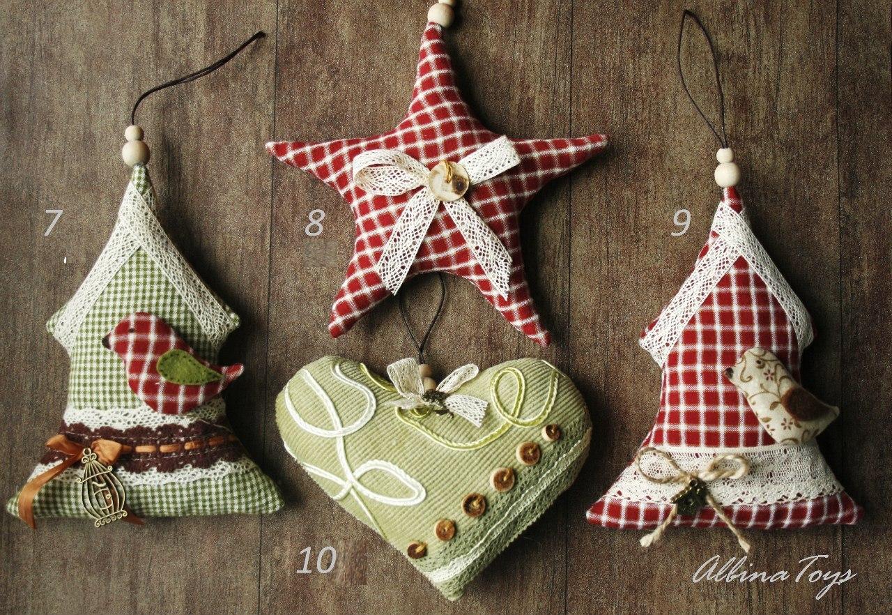Adornos navide os de tela costura moldes patrones - Adornos navidenos en tela ...