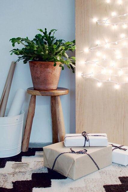 Arbol de navidad facil barato luces decoraci n - Arbol navidad barato ...