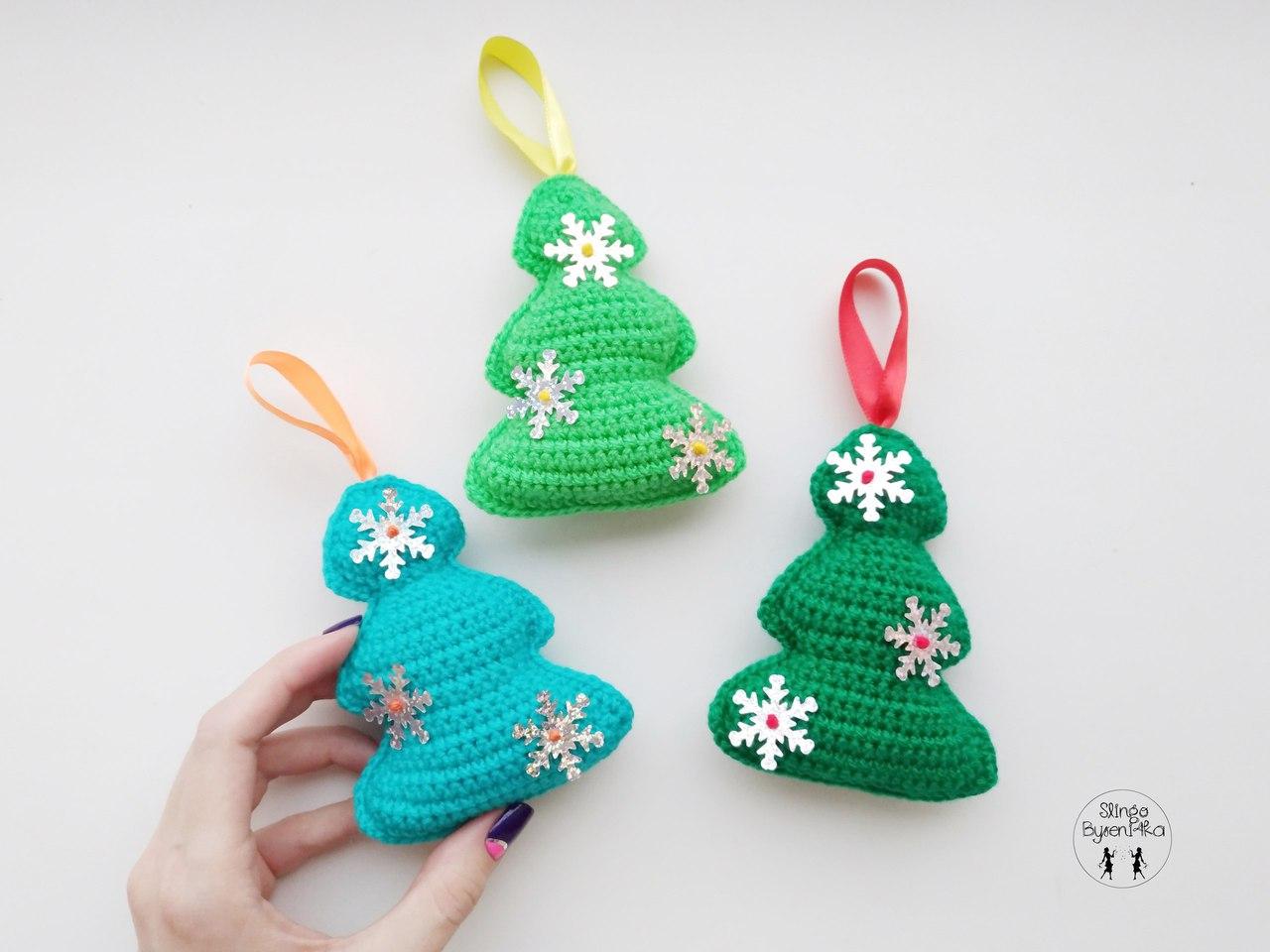Patrón – Paso a paso – Arbol navidad – Crochet – Ganchillo – Comando ...
