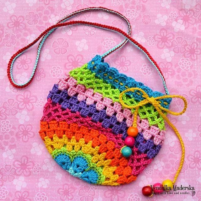 Paso a paso bolso crochet bolso ganchillo tutoriales - Bolso ganchillo paso a paso ...
