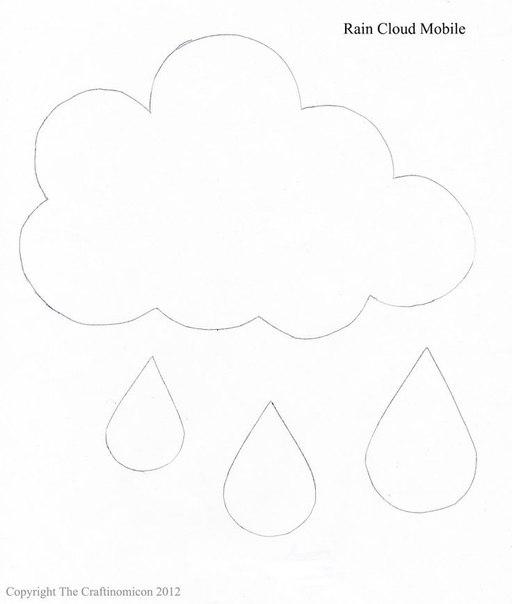 Almohadones y cojines – Nubes y gotas – Costura – Patrones – Comando ...