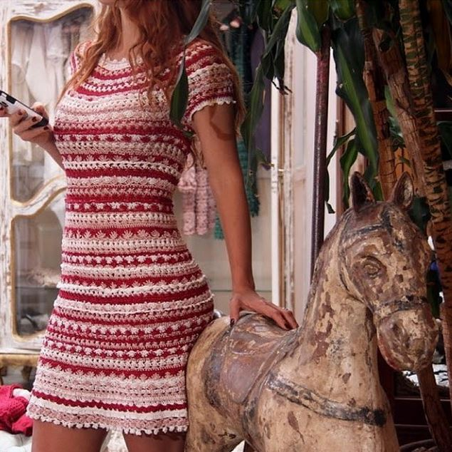 patrones falda crochet – Comando Craft