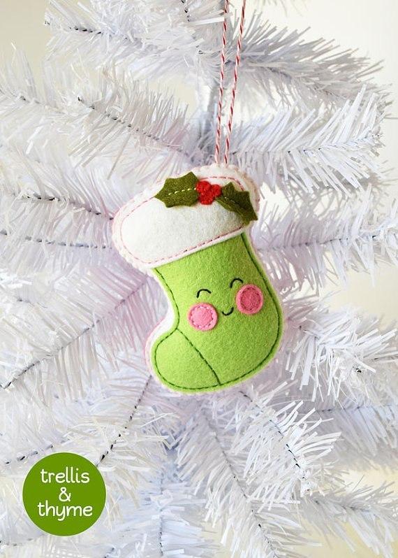Moldes fieltro – Navidad – Patrones – Comando Craft