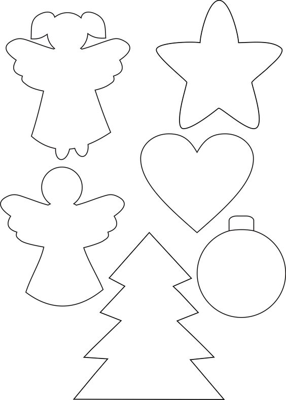 Colored Printable Christmas Ornament Paper Lantern Template moreover Colored Printable Christmas Ornament Paper Lantern Template furthermore Choinka furthermore Fieltro Navidad as well Christmas Cut Out For Kids Reindeer. on santa claus printable cutouts