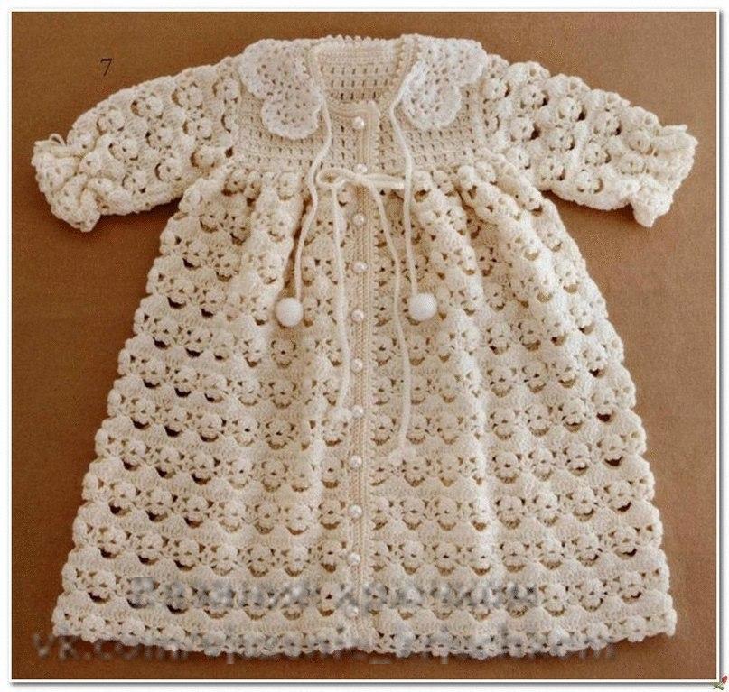 patrones abrigos bebe ganchillo – Comando Craft