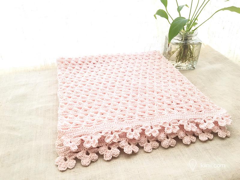 patron bufanda crochet – Comando Craft