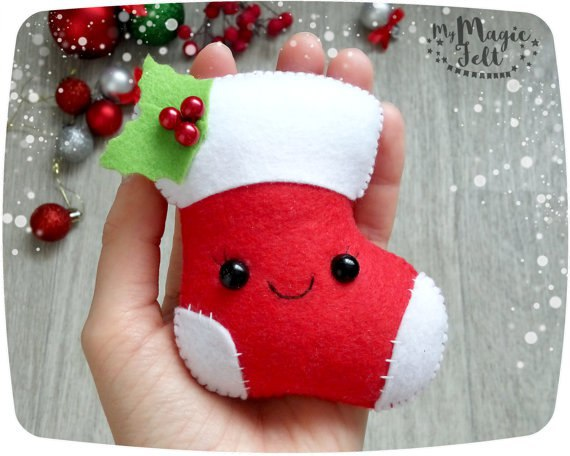 Moldes patrones campana arbol calcetin regalo - Arbol de navidad de fieltro ...