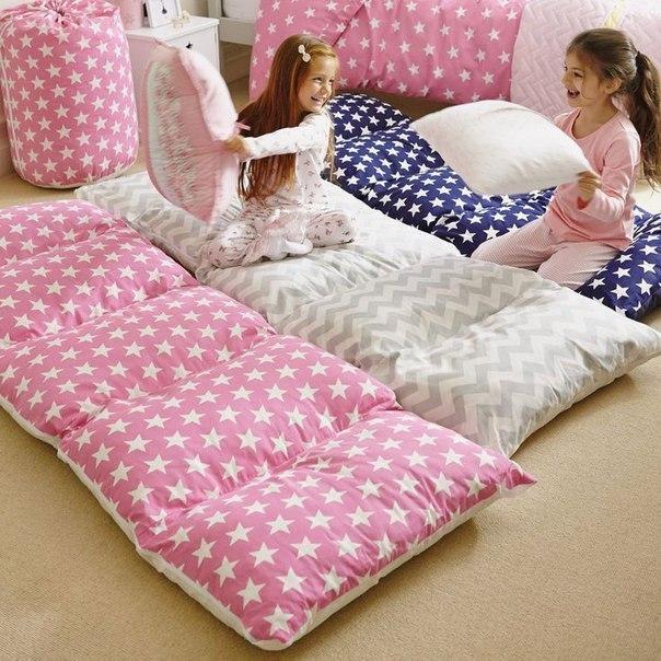 Paso a paso almohadones colchonetas camas de suelo costura comando craft - Colchonetas para dormir en el suelo ...