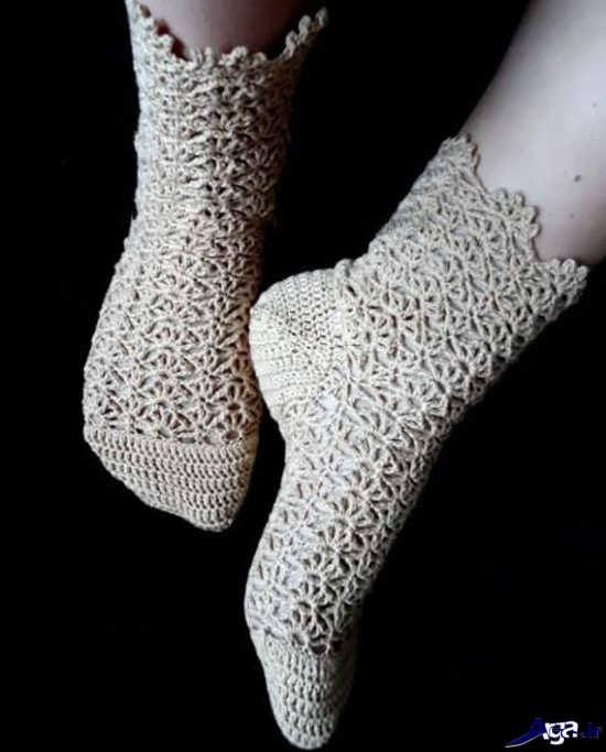 Patrón – Calcetines de crochet – Ganchillo – Comando Craft